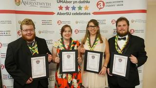 SSAGO Success - Society and Student Union awards